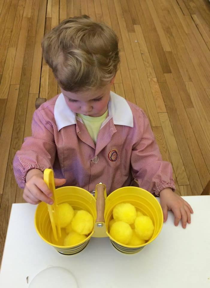 Montessori 1 2 Yaş Etkinlikleri Sevdicann