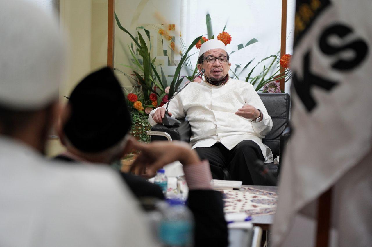 Ust Tengku: Terima Kasih PKS Tidak Mengecewakan Umat