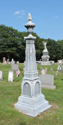 Find A Grave, database and images (http://findagrave.com : accessed 6 Jan 2017), memorial page for Dr. William S Howe (1835-1891), Find A Grave Memorial no. 15825309, citing Pittsfield Village Cemetery, Pittsfield, Somerset County, Maine, USA; photograph provided by Jennifer Kelley.