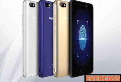 Evercoss Winner Y Star harga 1,2 juta Sensor sidik jari dan 4G