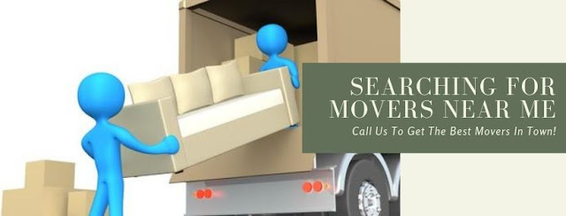 Searching For Movers Near Me While Relocating? Call Us To Get The Best Movers In Town!