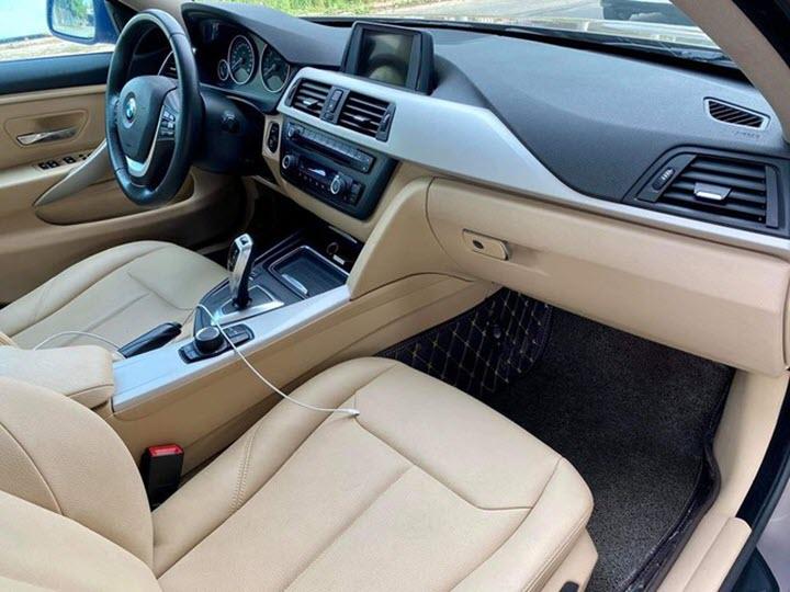 BMW 428i Grand Coupe mất 50% giá sau 5 năm sử dụng