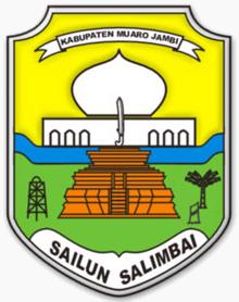 Logo/ Lambang Kabupaten Muaro Jambi