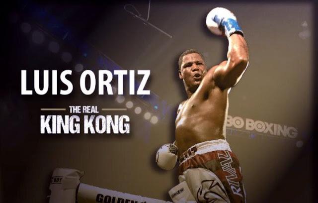Cuando suene el campanazo inicial, Ortiz debutará con la promotora inglesa Matchroom Boxing después de que el contrato con Golden Boy Promotions se hiciera cenizas.