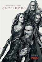 Outsiders (2017) - Poster