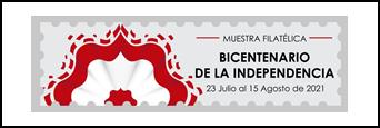 BICENTENARIO DE LA INDEPENDENCIA - PERÚ 2021 / 23 JULIO - 15 AGOSTO