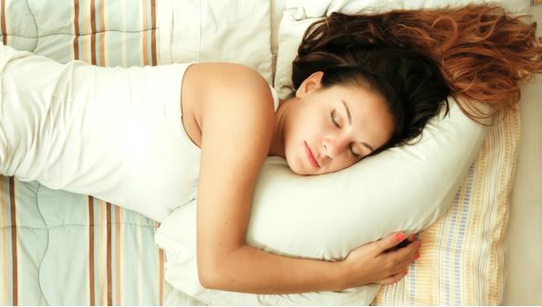 ngủ ngon giấc hơn