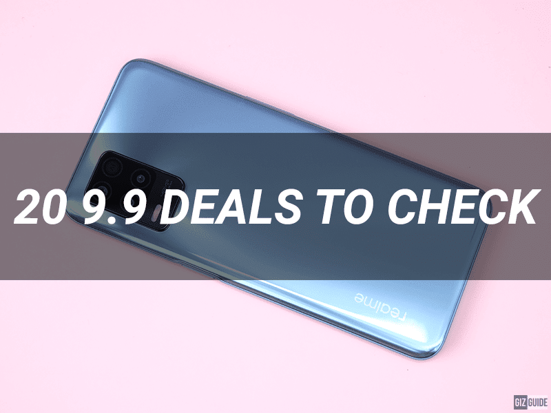 Editor's Choice: 20 great deals to check at the Shopee and Lazada 9.9 sale!