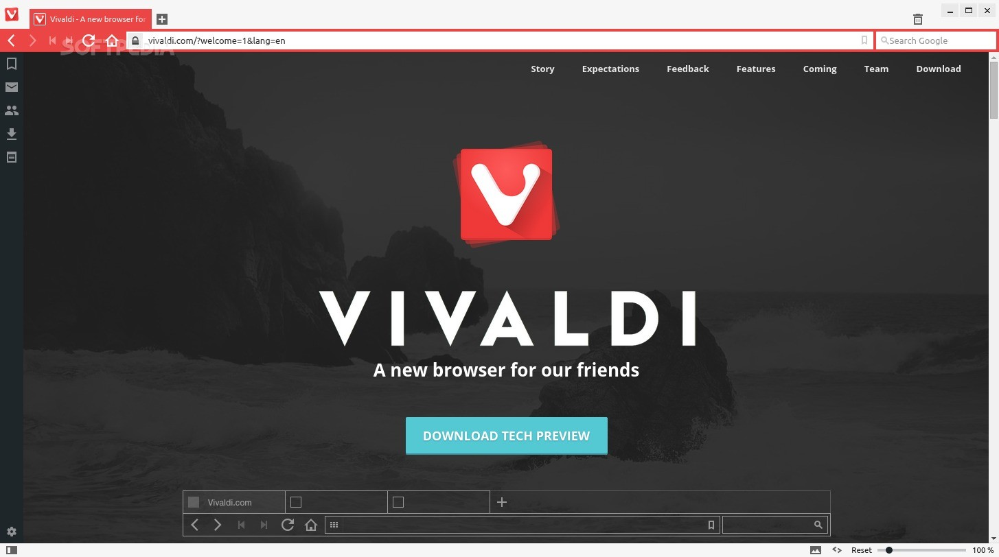 Vivaldi browser forced to change user-agent disguising as Chrome Maria Nefyodova