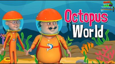 Motu Patlu In Octopus World 2019 Hindi HDRip Full Movie Download