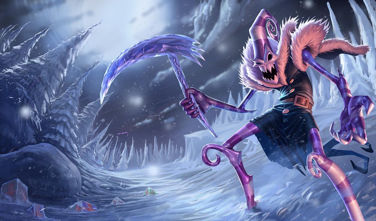 League Of Legends Fiddlesticks Wallpapers Nerfplz Lol