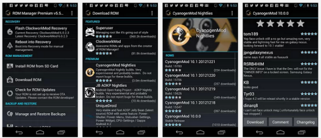 Best Android Apps for Rooted Android Mobiles 2014
