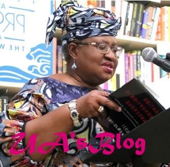 Okonjo-Iweala in high spirits, says WTO role vital