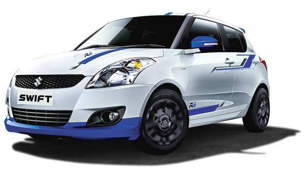 Maruti Swift RS