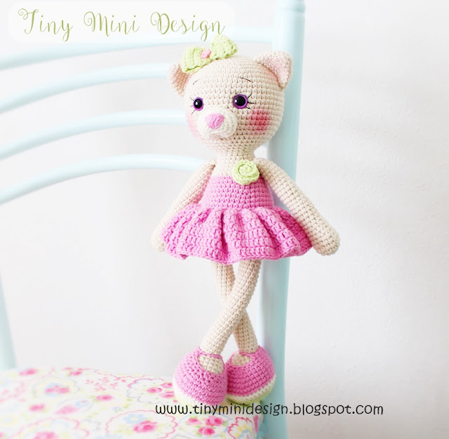 Amigurumi Free Pattern Cat