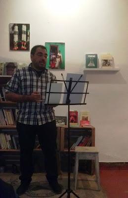 Poesía, Óscar Sejas, Monpassa