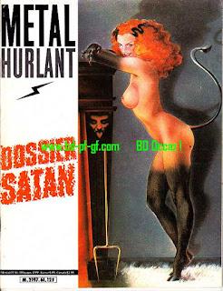 dossier satan