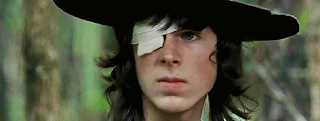 Who Plays Carl On The Walking Dead? Chandler Riggs Age Bio