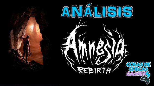 analisis review amnesia rebirth en ps4 portada
