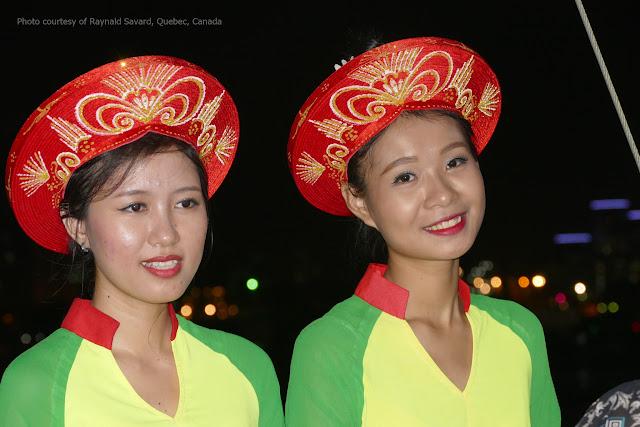 Thưởng ngoạn Sài Gòn về đêm trên du thuyền Indochina
