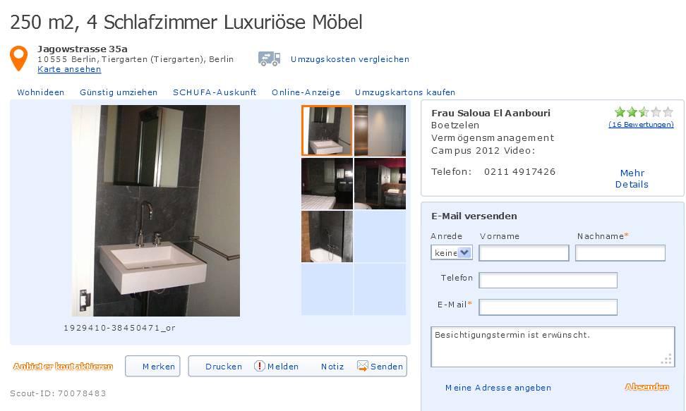 informationen ber wohnungsbetrug informations about rental scam seite 181. Black Bedroom Furniture Sets. Home Design Ideas