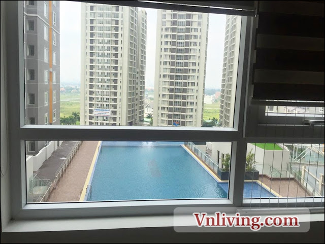 Swimming pool The CBD premium home apartment for rent unfurnished 300USD per month
