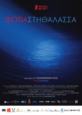 Fire at Sea (2016) tainies online oipeirates