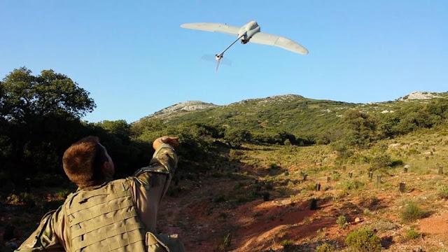 Los aviones remotamente tripulados del EZAPAC superan las 100 horas de vuelo
