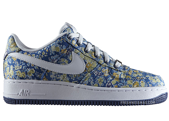 Wake N Lace  Liberty x Nike WMNS Air Force One Low 1135d15a0eb6