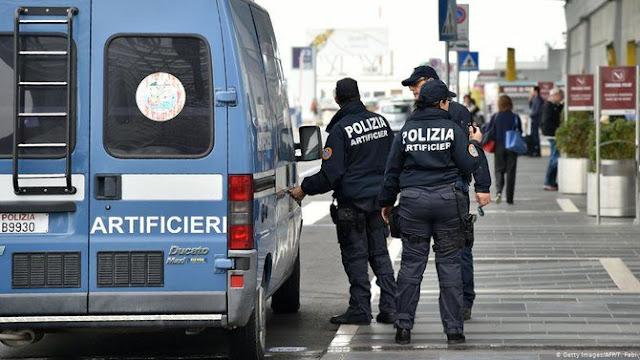 Συνελήφθη ιμάμης στην Ιταλία για τρομοκρατία