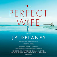 Review of The Perfect Wife by J. P. Delaney