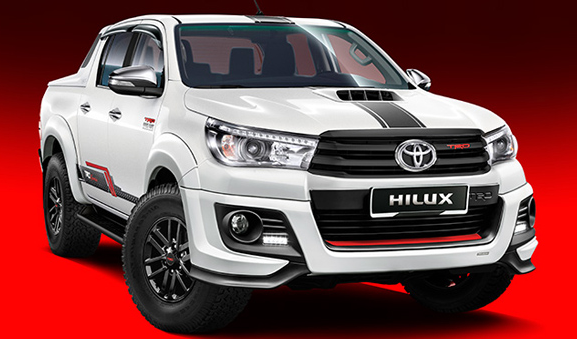 2018 Toyota Hilux Release Date