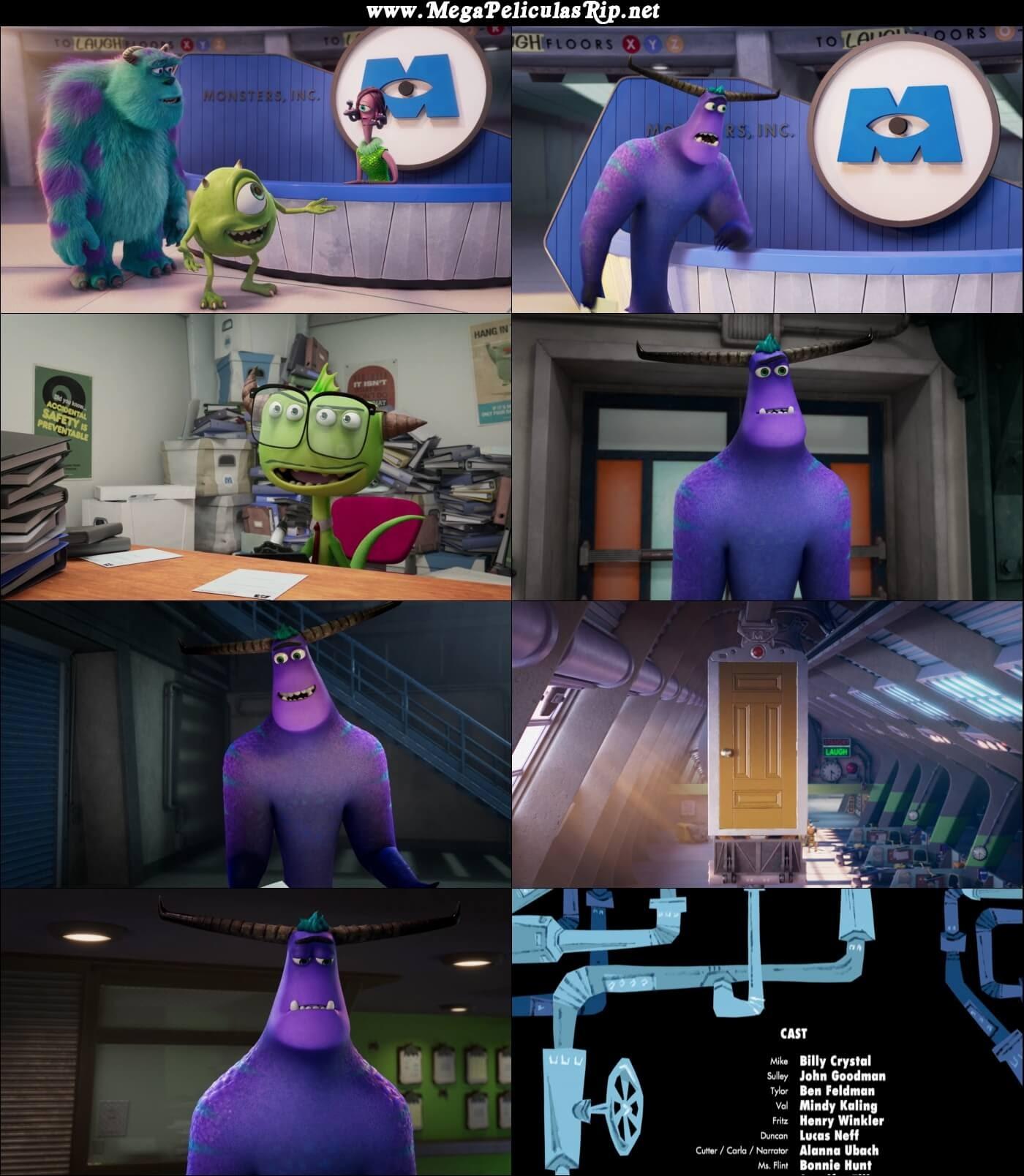 Monsters At Work Temporada 1 1080p Latino