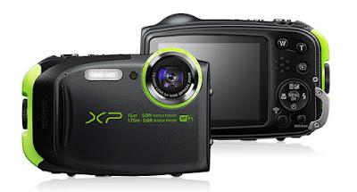 Fujifilm XP80 FinePix Camera Firmware Full Driversをダウンロード