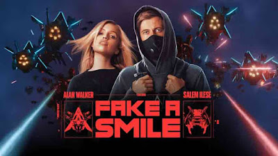 Fake A Smile Lyrics - Alan Walker & Salem ILese LyricsTuneful