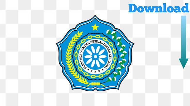 Download Logo PKK - PEMBERDAYAAN DAN KESEJAHTERAAN KELUARGA PNG