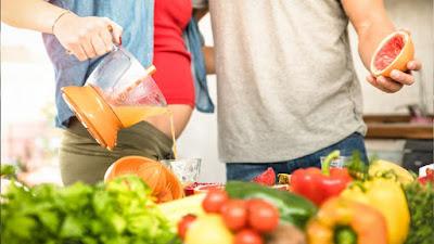 Makanan Sehat Sangat Penting Saat Hamil Muda