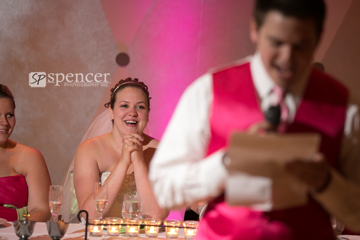 AJ Halliwell\'s Blog: Speech for Kim\'s Wedding