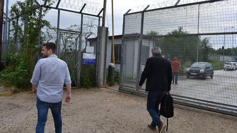Επίκαιρη ερώτηση του ΚΚΕ για τις τραγικές συνθήκες στο Κέντρο Υποδοχής και Ταυτοποίησης Φυλακίου Έβρου