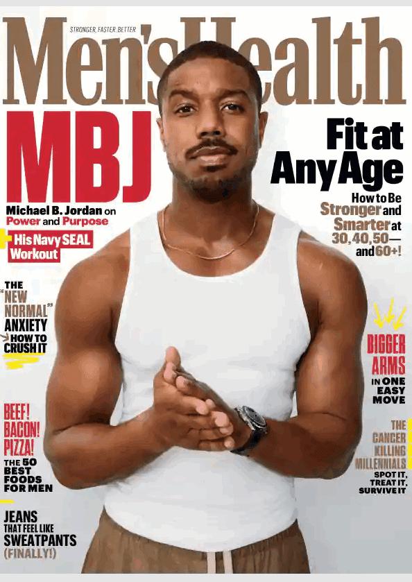 Men's Health USA – April 2021