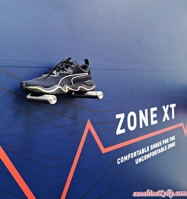 Step Into The Zone with PUMA, ft ZONE XT, Training Shoes, Ouma, Puma Malaysia, Fitness, Workout, Puma Training, Puma Training Shoes