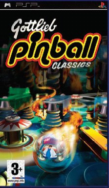 gottlieb - Download Pinball Classics The Gottlieb Collection For PSP