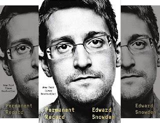 Book: Edward Snowden's Memoir - Permanent Record