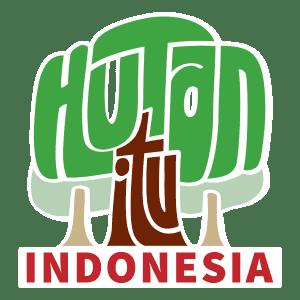 Logo Hutan Itu Indonesia