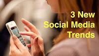 3 new social media trends