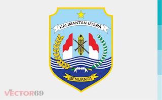 Logo Provinsi Kalimantan Utara (Kalut) - Download Vector File SVG (Scalable Vector Graphics)