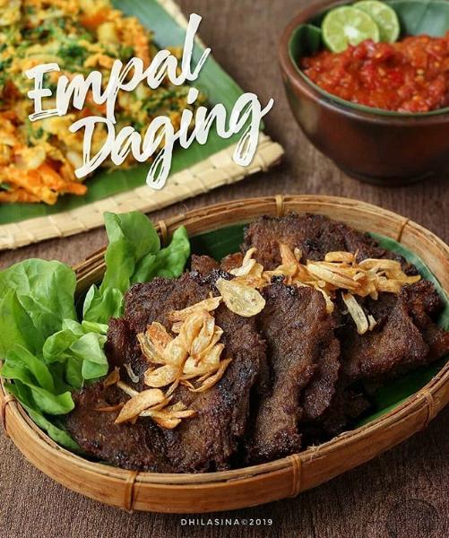 Resep Rumahan Yang Enak EMPAL DAGING (rice cooker)