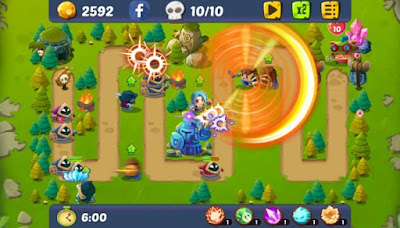 League of heroes mod apk GAME