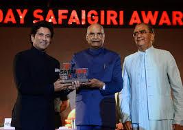 2019-ஆம் ஆண்டிற்கான தூய்மைக்கான தூதர் விருது