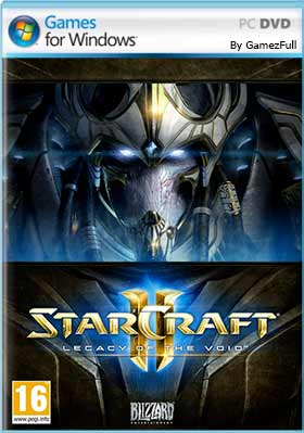 StarCraft II (2) The Collection PC Full Español